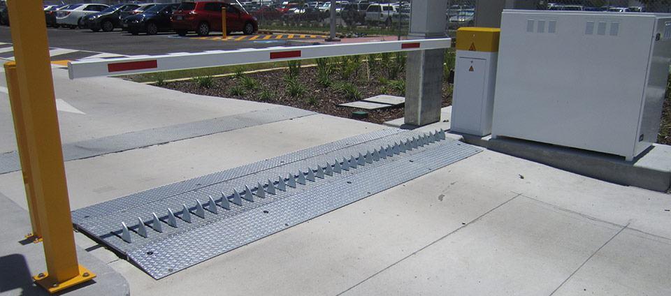 Boom Gates Melbourne